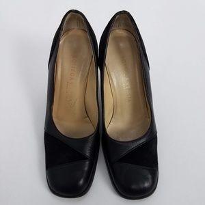 Bottega Veneta Pumps Heels Sz 5.5 Black